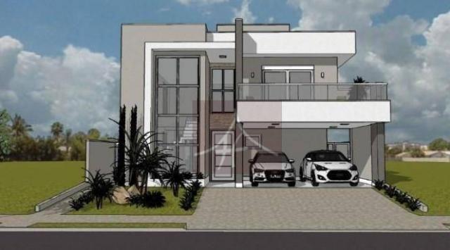 Casa com 3 dormitórios à venda, 256 m² por R$ 1.430.000,00 - Reserva Real - Paulínia/SP