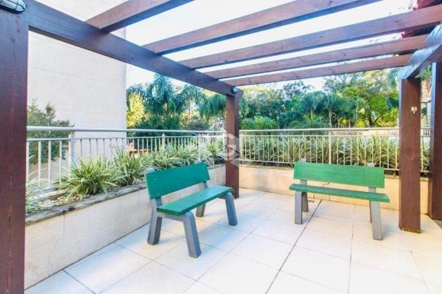 Apartamento à venda com 1 dormitórios em Jardim carvalho, Porto alegre cod:9935002 - Foto 18