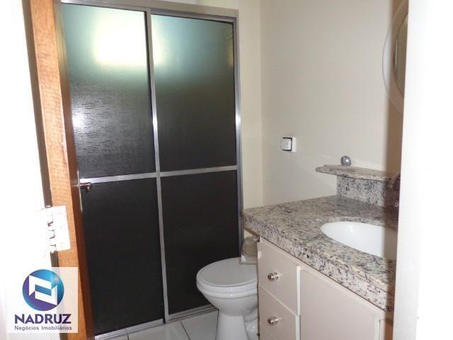 apartamento 1 dormitório para locação na boa vista, com garagem e elevador, prox. à Unirp, - Foto 7