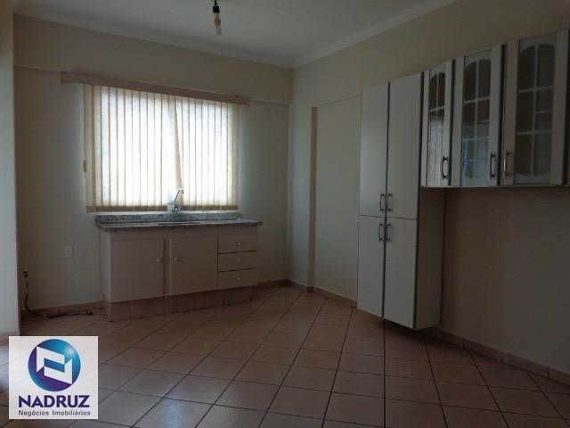 apartamento 1 dormitório para locação na boa vista, com garagem e elevador, prox. à Unirp, - Foto 8
