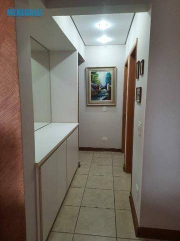 Apartamento com 3 dormitórios à venda, 112 m² por R$ 700.000,00 - Centro - Piracicaba/SP - Foto 5