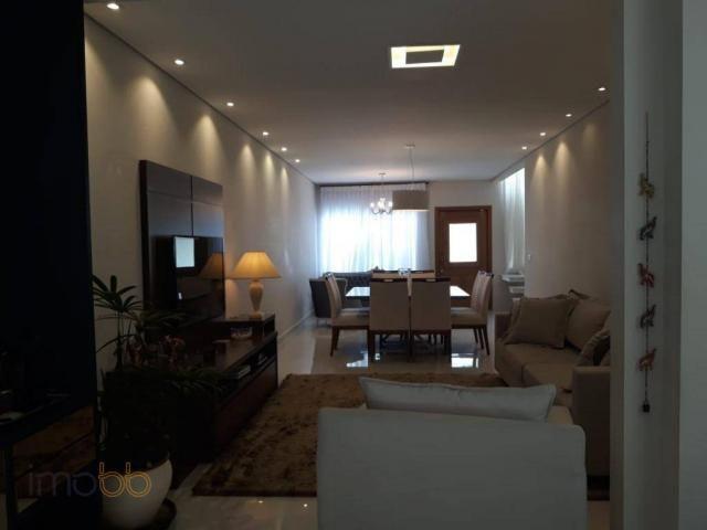 Casa com 4 dormitórios à venda, 183 m² por R$ 800.000 - Jardim Park Real - Indaiatuba/SP - Foto 10