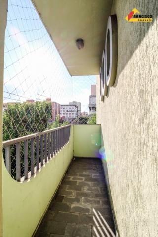 Apartamento para aluguel, 3 quartos, 1 suíte, 1 vaga, Centro - Divinópolis/MG - Foto 16