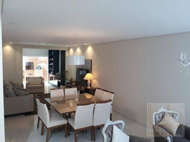 Casa com 4 dormitórios à venda, 183 m² por R$ 800.000 - Jardim Park Real - Indaiatuba/SP - Foto 12