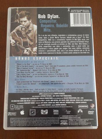Bob Dylan DVD duplo - Foto 2