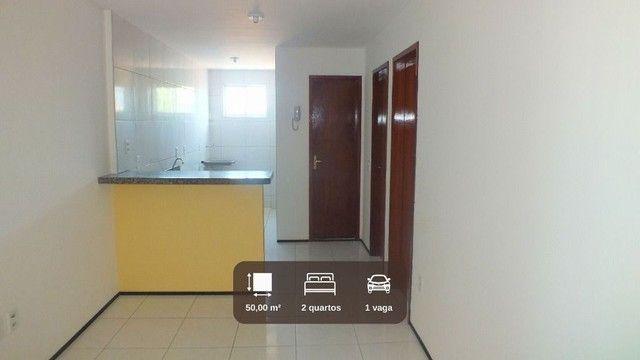 AP1686- Aluga Apartamento no Montese sem taxa de condomínio com 2 quartos 1 ou 2 vagas. - Foto 2