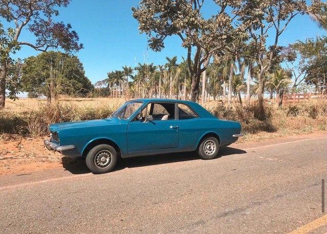 Corcel 1973 Azul Colonial  - Foto 3
