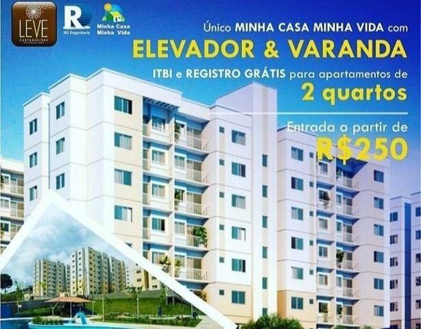 LS*-Vendo apartamento Leve Castanheiras Residencial Park - Foto 8