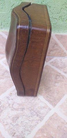 Caixa de couro - Foto 3