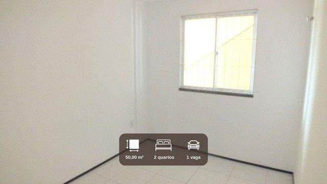 AP1686- Aluga Apartamento no Montese sem taxa de condomínio com 2 quartos 1 ou 2 vagas. - Foto 4