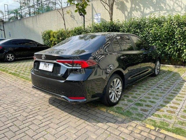 Toyota Corolla 2.0 XEI 2020 + Blindado + Automático + Baixa KM - Foto 7