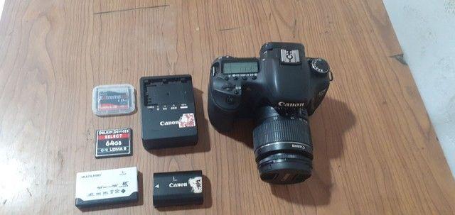 Canon + kit COMPLETO!! - Foto 5