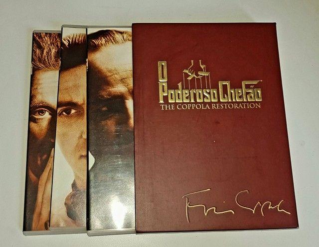 Box DVD O Poderoso Chefão