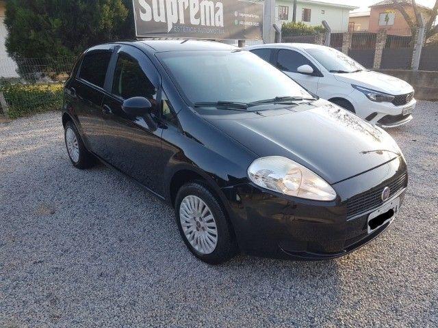 Fiat Punto Attractive 1.4 Flex 2011/2012 Completo - Segundo Dono [111.000km] - Foto 5