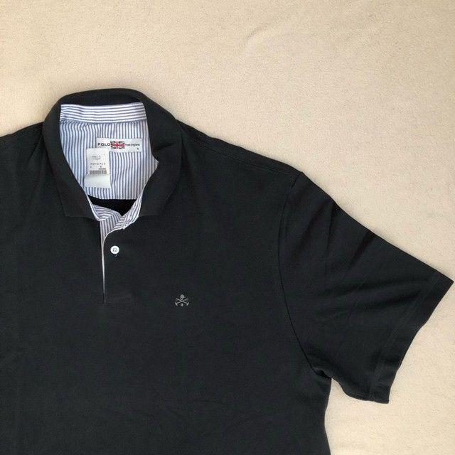Camisa Polo Play com etiqueta  - Foto 3