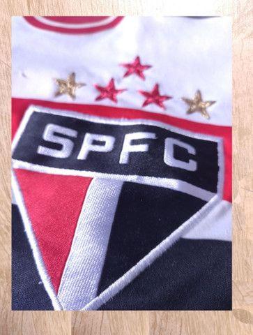 São Paulo FC, camisa de club - Foto 3