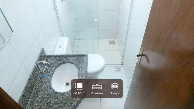 AP1686- Aluga Apartamento no Montese sem taxa de condomínio com 2 quartos 1 ou 2 vagas. - Foto 5