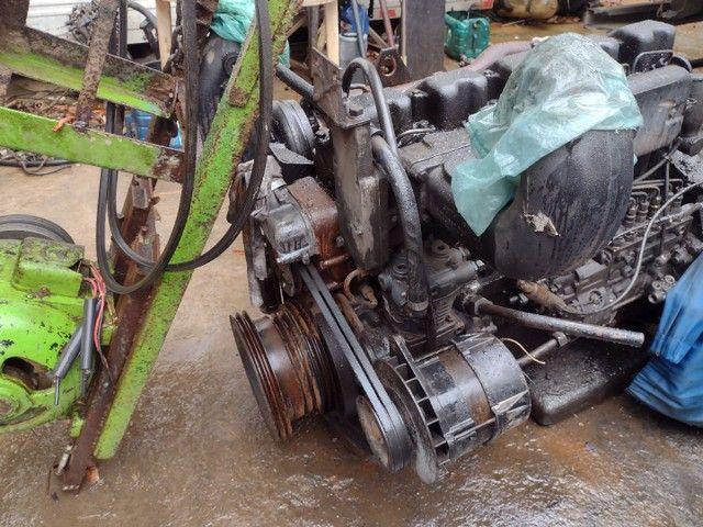 Vendo motor 449 5 cilindros - Foto 3