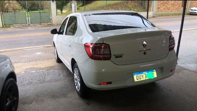 Renault Logan zen Flex 1.0 - Foto 10