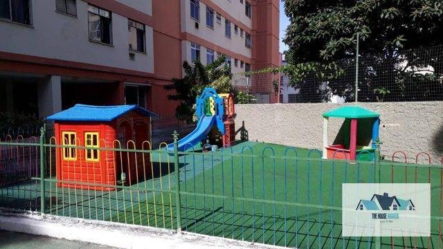 Apartamento com 2 dormitórios para alugar, 50 m² por R$ 900,00/mês - Icaraí - Niterói/RJ - Foto 3