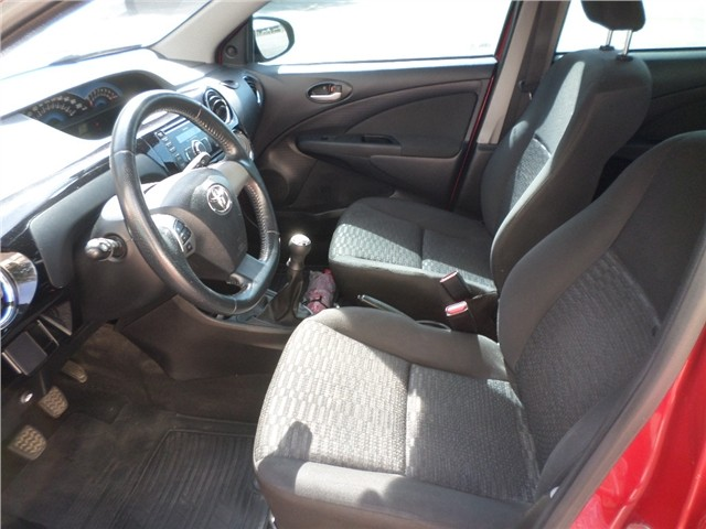 Toyota Etios 2014 1.5 xls 16v flex 4p manual - Foto 11