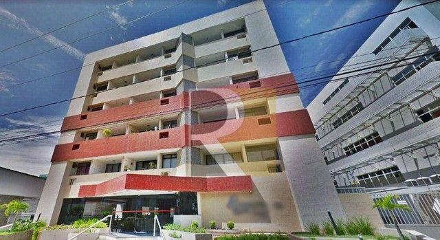 Apartamento Mobiliado com 1 dormitório para alugar, 58 m² - Manaíra - João Pessoa/PB