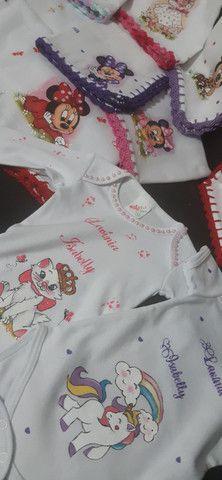 Fraldas e camisetas  personalizadas  - Foto 6