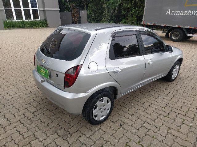 Chevrolet Celta LT 1.0 imposto 2021 pago2014 - Foto 8