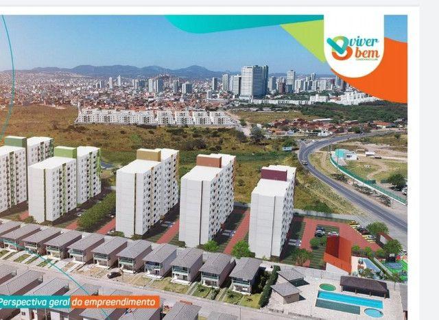 Apartamento no  condomínio clube Viver Bem, o mais completo de Caruaru - Foto 4