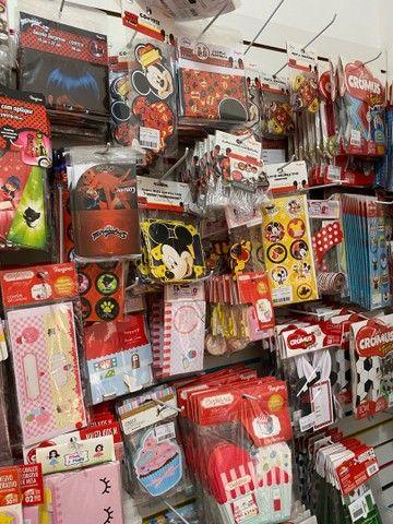 Estoque loja de festas atual e com varios itens vendaveis - Foto 2