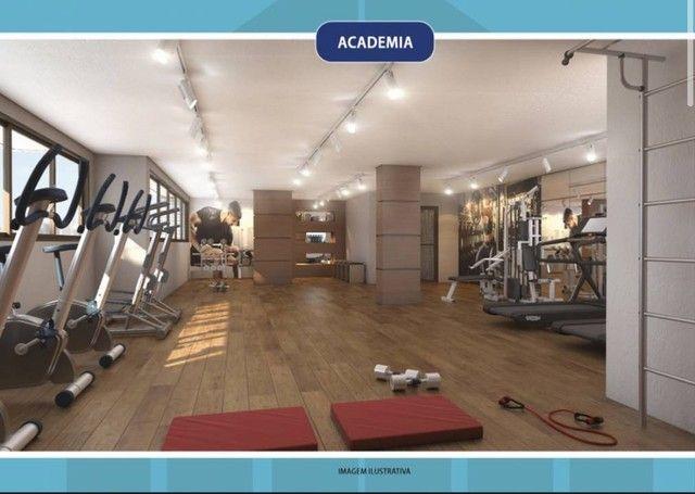 AF - Oportunidade -Lançamento de condomínio clube - Residencial Luar do Parque - 3 quartos - Foto 5