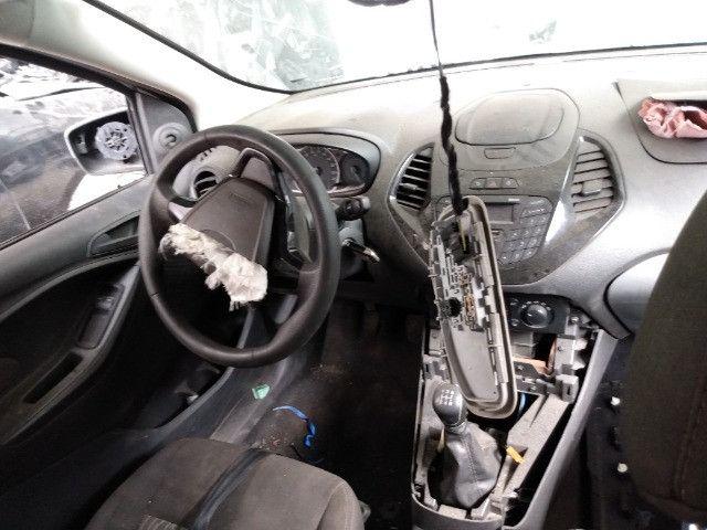 Sucata Ford sedan Ka 1.5 2017 - Foto 4