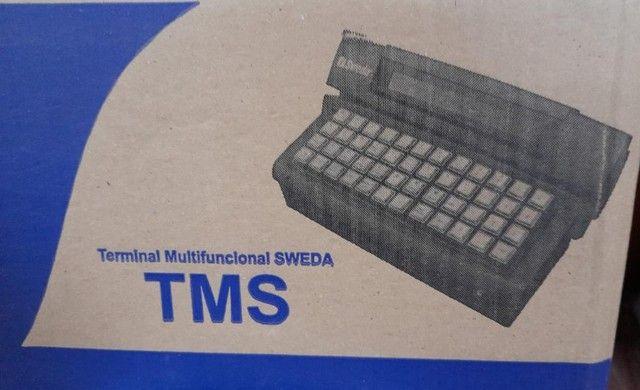 multifuncional sweeda/teclado  VSS-50 + impressora não fiscal SI-150