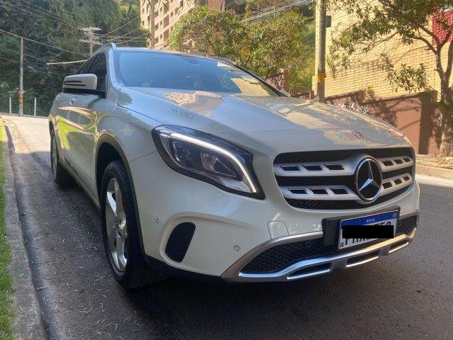 GLA-200 Mercedes Benz 2018 Advanced