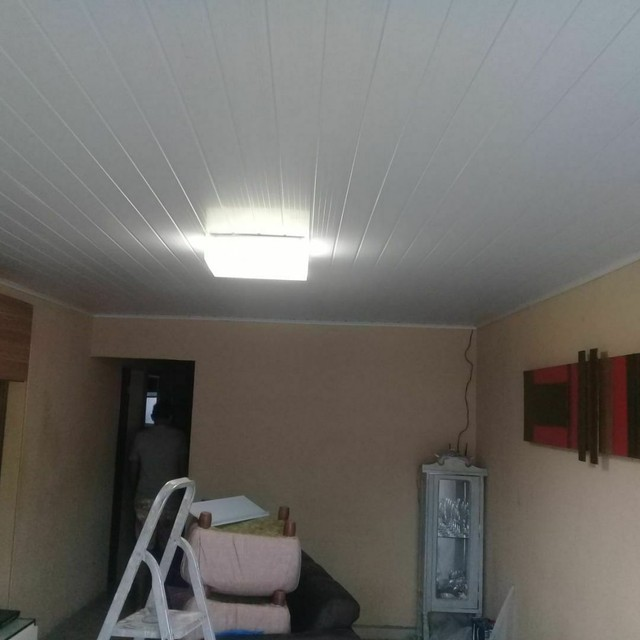 Forro PVC para sua casa ou ponto comercial  - Foto 4