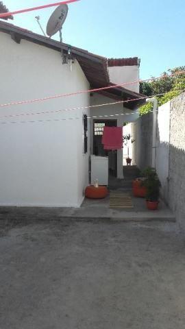 Casa da caixa ,bairro buriti- pacajus-2 quartos garagen cabe ate 3 so uma e coberta