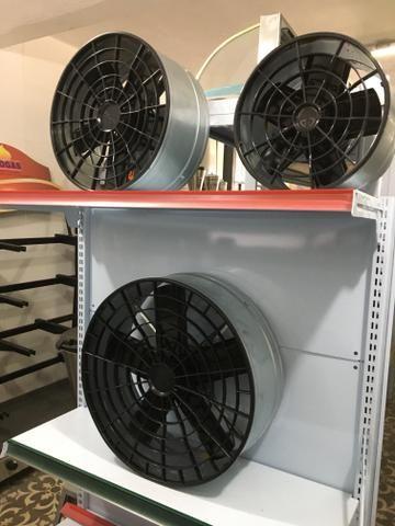 Exaustor comercial 30 / 40 OU 50 cm com chave para ventilar/ e retirar o calor do ambiente