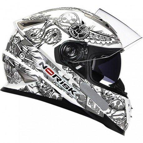 Capacete Norisk FF391 Android