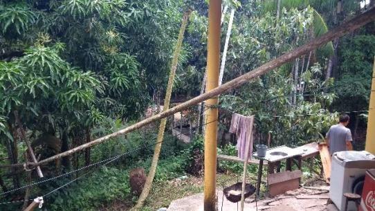 200 mil pra fechar o negocio Linda chácara no papuquara com uma casa com 3/4 ,sala,cozinha - Foto 7