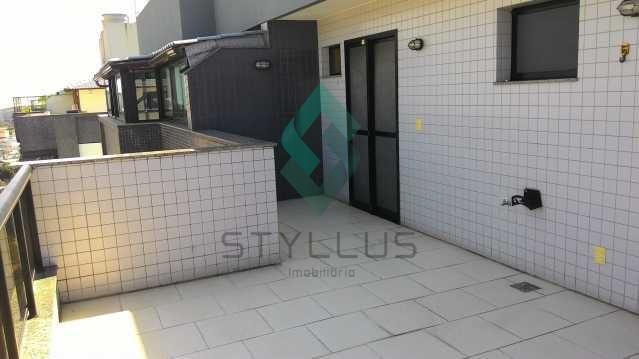 Apartamento à venda com 4 dormitórios em Méier, Rio de janeiro cod:M6135 - Foto 9