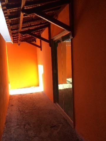 Casa em Nova Iguaçu primeira locação, 2 quartos