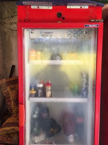 Freezer expositor (aceito cartão )