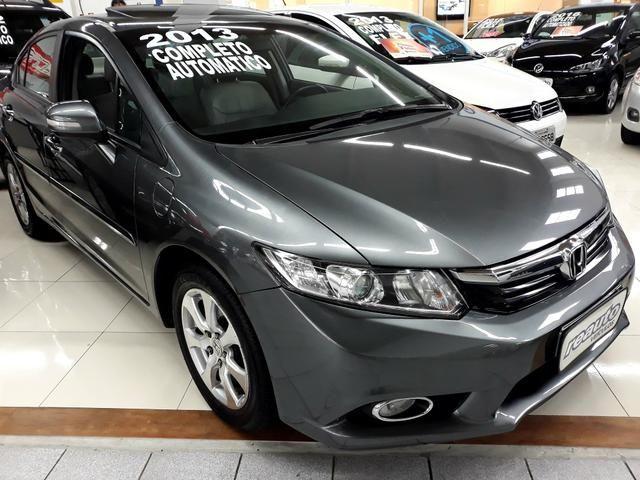 Honda Civic Exs 1.8 Autômato 2013