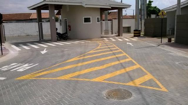 Pintura Vagas estacionamento, sinalização solo, pintura, demarcação solo, - Foto 4