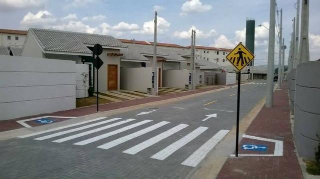 Pintura Vagas estacionamento, sinalização solo, pintura, demarcação solo, - Foto 3
