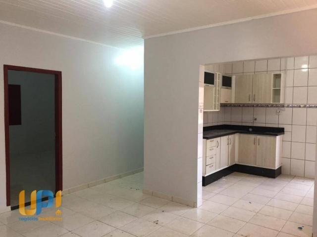 Casa com 4 dormitórios à venda, 300 m² por R$ 300.000 - Conjunto Castelo Branco - Rio Bran - Foto 8