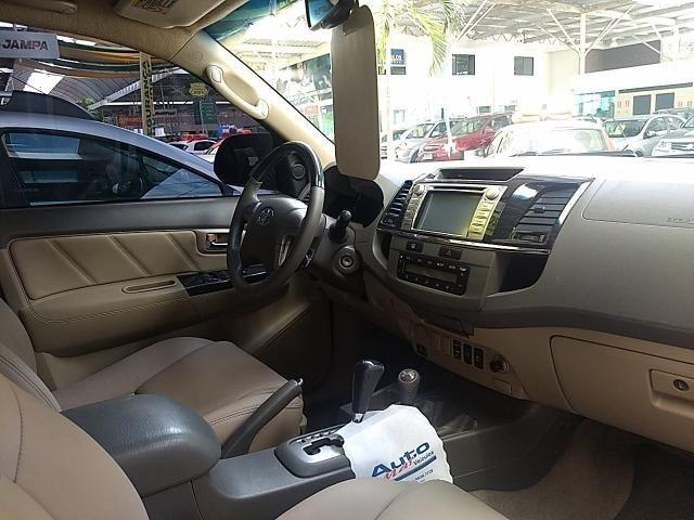 Toyota hilux sw4 2012/2013 3.0 srv 4x4 7 lugares 16v turbo intercooler diesel 4p automáti - Foto 4