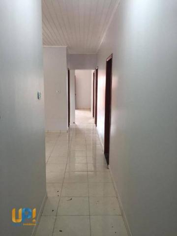 Casa com 4 dormitórios à venda, 300 m² por R$ 300.000 - Conjunto Castelo Branco - Rio Bran - Foto 4