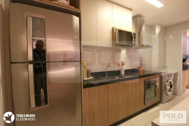 Apartamento 2 quartos com suíte Bairro Eldorado - Foto 6