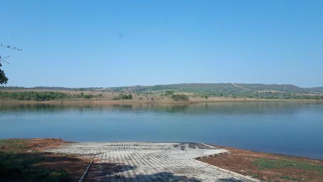 A partir 349,00 mensais / Lotes em Condominio na beira do lago Corumbá IV - Foto 5